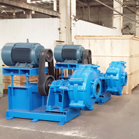 Low Abrasive Slurry Pump