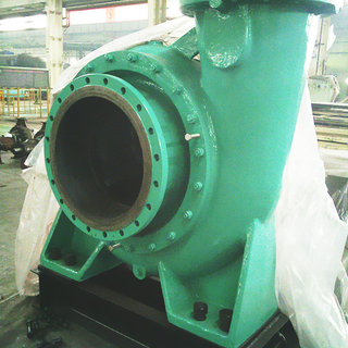 KWP Horizontal Non-clogging Centrifugal Pump
