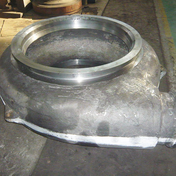 Pump Parts & High Chrome Alloy Casting Parts