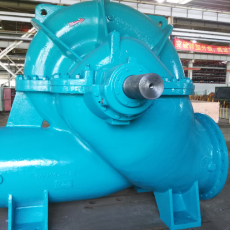 XS Series Single Stage Double Suction Centrifugal Pump