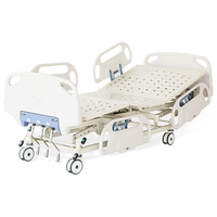 Three-crank Hospital Bed